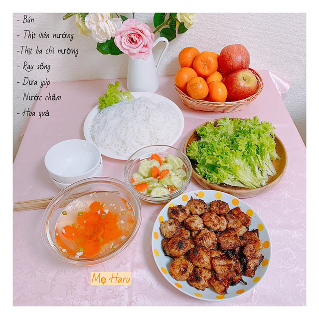 Ngồi suốt trong nhà để tránh dịch, mẹ đảm ở Nhật vẫn có bữa ăn cơm ngon cho chồng khiến chị em xuýt xoa thán phục - Ảnh 6.