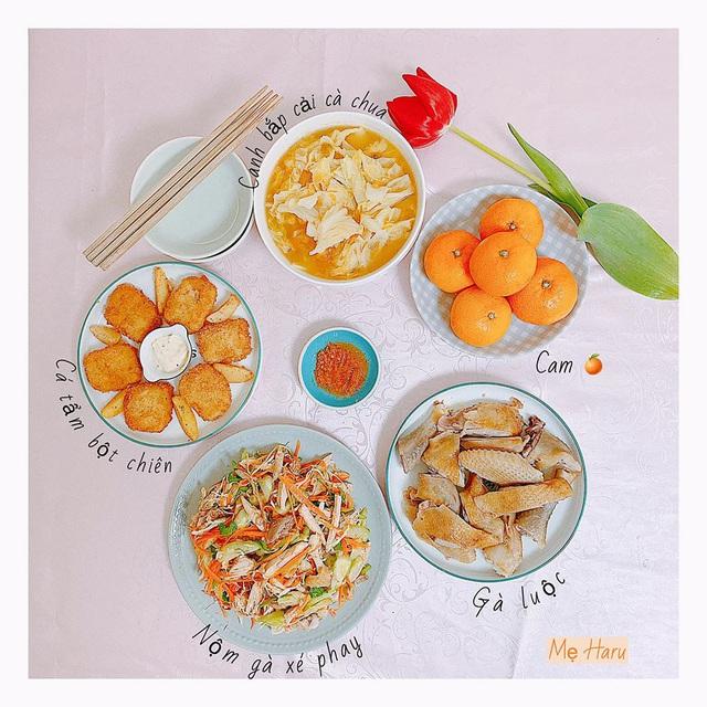 Ngồi suốt trong nhà để tránh dịch, mẹ đảm ở Nhật vẫn có bữa ăn cơm ngon cho chồng khiến chị em xuýt xoa thán phục - Ảnh 7.