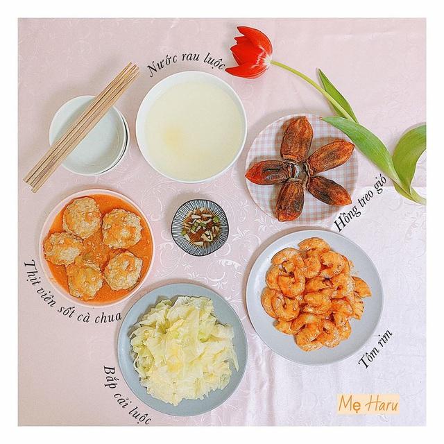 Ngồi suốt trong nhà để tránh dịch, mẹ đảm ở Nhật vẫn có bữa ăn cơm ngon cho chồng khiến chị em xuýt xoa thán phục - Ảnh 8.