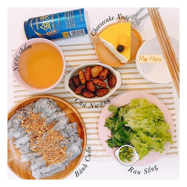 Ngồi suốt trong nhà để tránh dịch, mẹ đảm ở Nhật vẫn có bữa ăn cơm ngon cho chồng khiến chị em xuýt xoa thán phục - Ảnh 9.