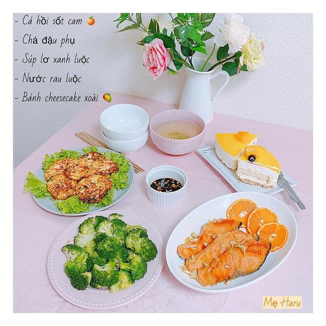 Ngồi suốt trong nhà để tránh dịch, mẹ đảm ở Nhật vẫn có bữa ăn cơm ngon cho chồng khiến chị em xuýt xoa thán phục - Ảnh 10.