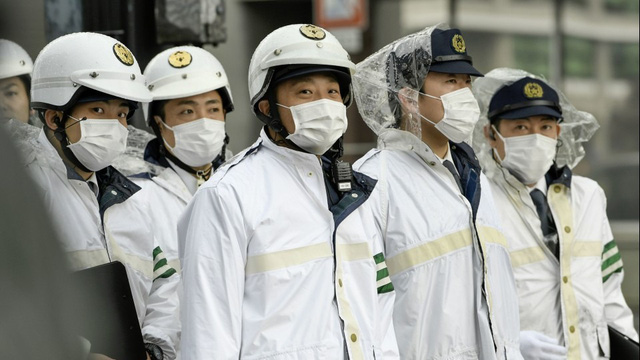 Nhật Bản cấm nhập cảnh người nước ngoài đã đến Daegu, Hàn Quốc - Ảnh 3.