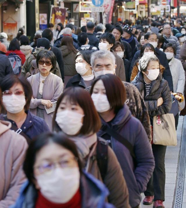 Nhật Bản cấm nhập cảnh người nước ngoài đã đến Daegu, Hàn Quốc - Ảnh 4.