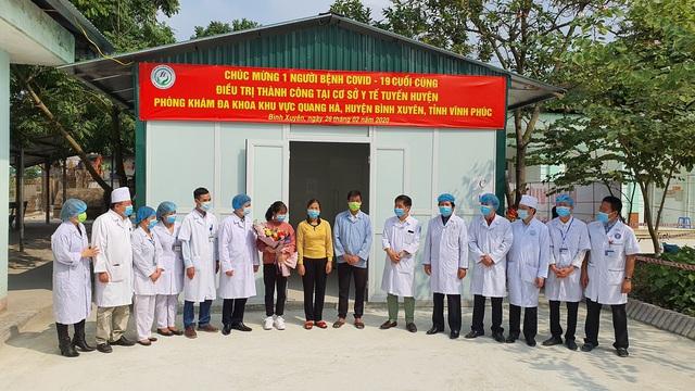 Gia đình 4 người mắc COVID-19 tại Vĩnh Phúc đã hoàn toàn khỏi bệnh, sắp đoàn tụ - Ảnh 3.