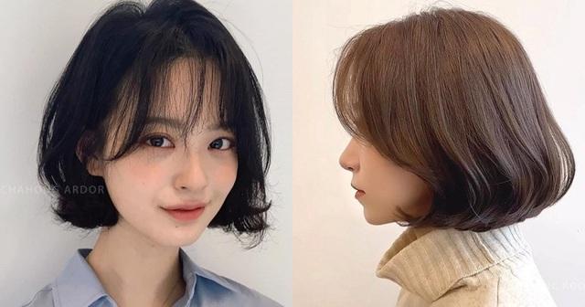 Gợi ý vài kiểu tóc xoăn nhẹ giúp chị em che bớt đôi gò má cao đanh đá - Ảnh 2.