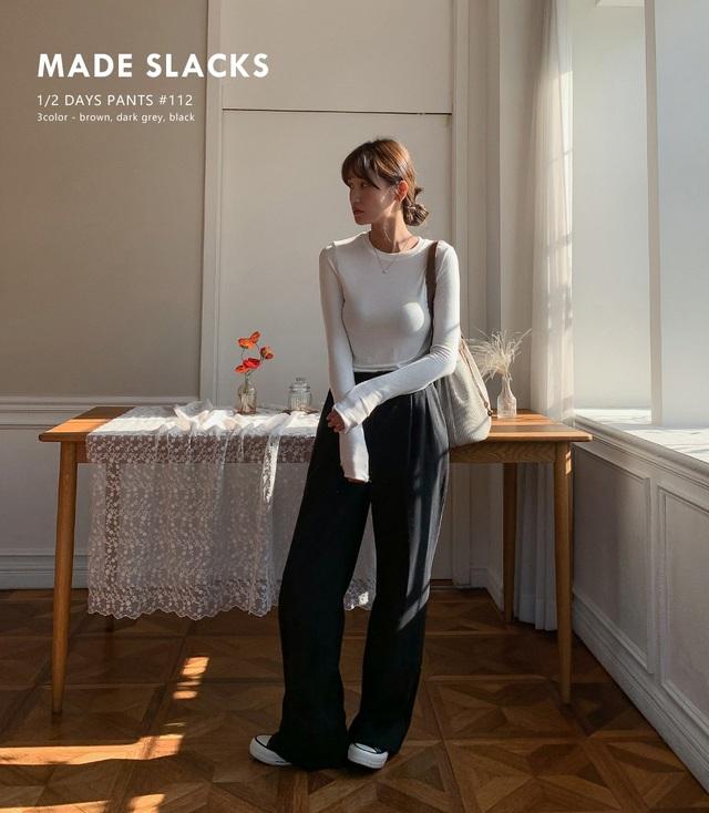 Phát chán khi diện quần jeans, đây là 4 mẫu quần chị em nên tích cực mặc để sành điệu hơn  - Ảnh 2.