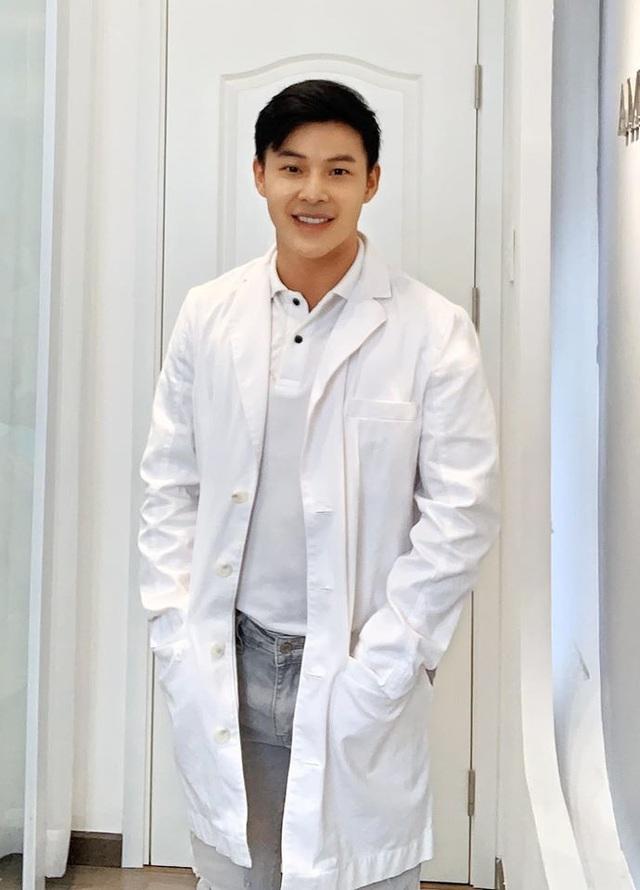 Tình kém 8 tuổi của Don Nguyễn là diễn viên điển trai - Ảnh 11.