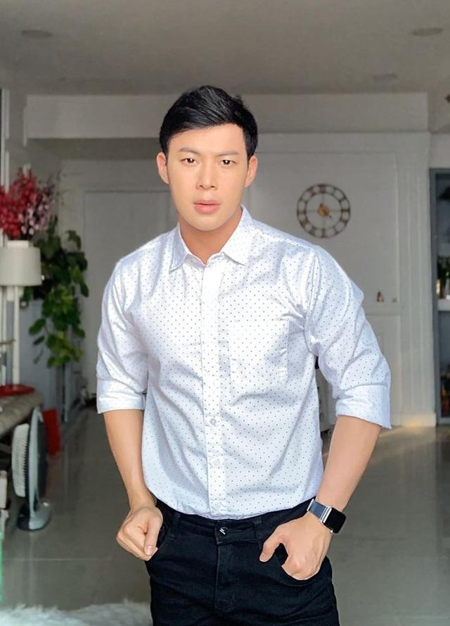 Tình kém 8 tuổi của Don Nguyễn là diễn viên điển trai - Ảnh 12.