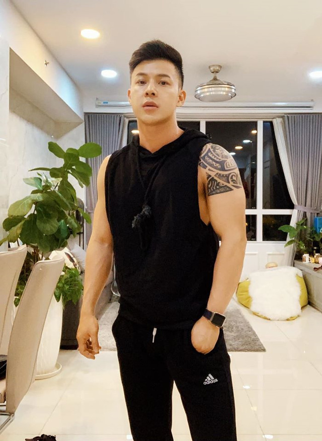 Tình kém 8 tuổi của Don Nguyễn là diễn viên điển trai - Ảnh 15.