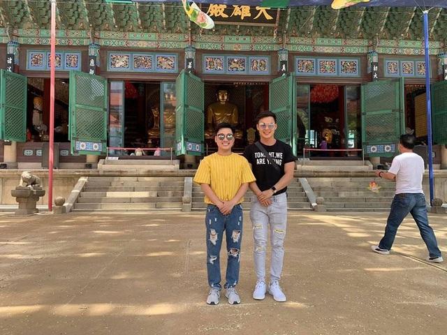 Tình kém 8 tuổi của Don Nguyễn là diễn viên điển trai - Ảnh 19.