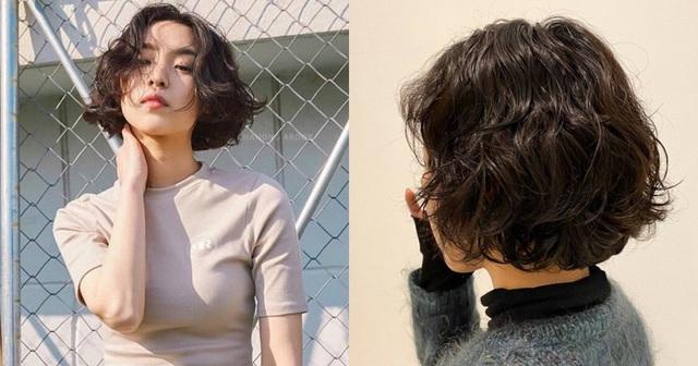 Gợi ý vài kiểu tóc xoăn nhẹ giúp chị em che bớt đôi gò má cao đanh đá - Ảnh 3.