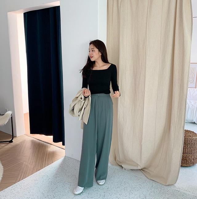 Phát chán khi diện quần jeans, đây là 4 mẫu quần chị em nên tích cực mặc để sành điệu hơn  - Ảnh 3.