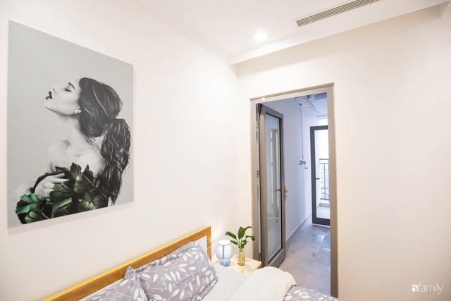 Chỉ vỏn vẹn 56m² nhưng căn hộ nhỏ dưới đây lại rộng thoáng bất ngờ nhờ cách bài trí thông minh của chủ nhà ở Hà Nội - Ảnh 24.