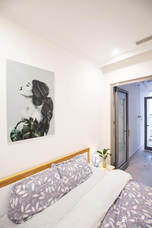 Chỉ vỏn vẹn 56m² nhưng căn hộ nhỏ dưới đây lại rộng thoáng bất ngờ nhờ cách bài trí thông minh của chủ nhà ở Hà Nội - Ảnh 25.