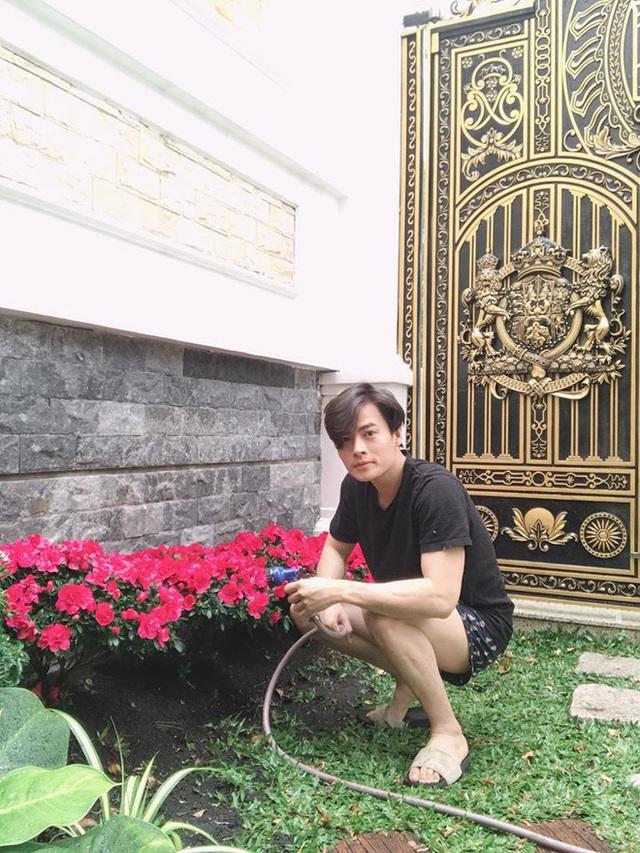 Loạt ảnh cho thấy Đại Nghĩa và Võ Tấn Phát sống chung nhà - Ảnh 10.