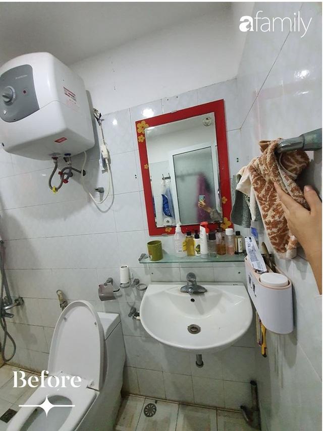 Cuộc cải tổ cho căn hộ 75m² với chi phí 350 triệu đồng, mẹ đảm ở Hà Nội khiến ai cũng công nhận nhà vừa đẹp vừa sang - Ảnh 12.