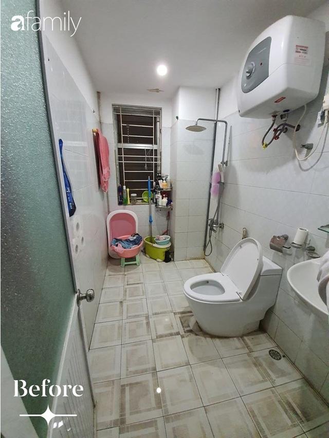 Cuộc cải tổ cho căn hộ 75m² với chi phí 350 triệu đồng, mẹ đảm ở Hà Nội khiến ai cũng công nhận nhà vừa đẹp vừa sang - Ảnh 14.