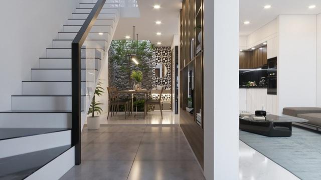 Tầng lửng, giải pháp hữu ích cho những ngôi nhà ở đô thị - Ảnh 3.