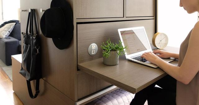 Thời 4.0: Chiêm ngưỡng hệ thống nội thất đa năng có thể biến thành mọi không gian sống chỉ trong một nút bấm - Ảnh 4.