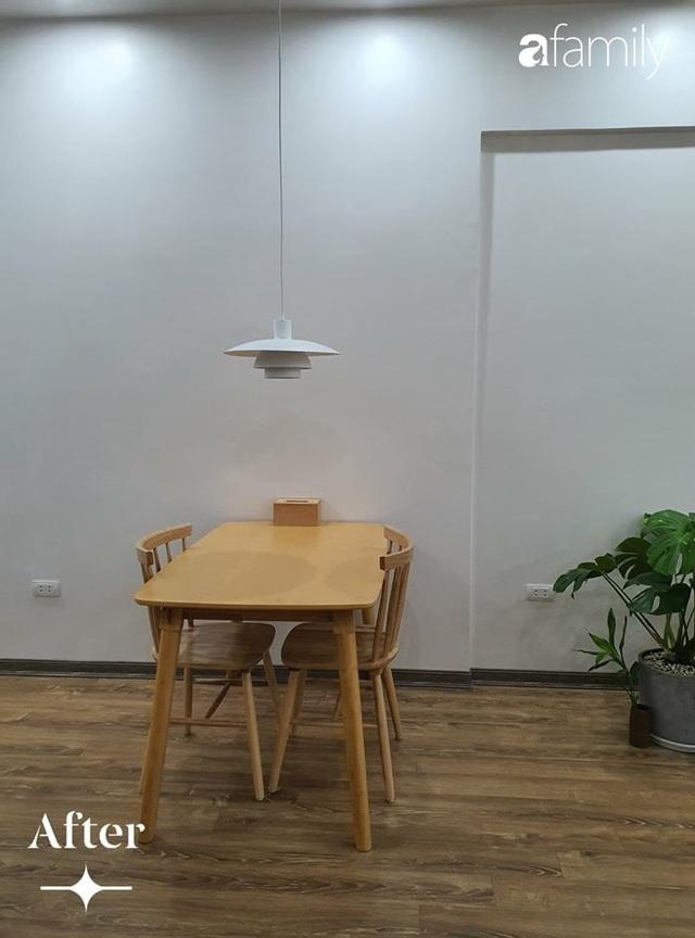 Cuộc cải tổ cho căn hộ 75m² với chi phí 350 triệu đồng, mẹ đảm ở Hà Nội khiến ai cũng công nhận nhà vừa đẹp vừa sang - Ảnh 9.