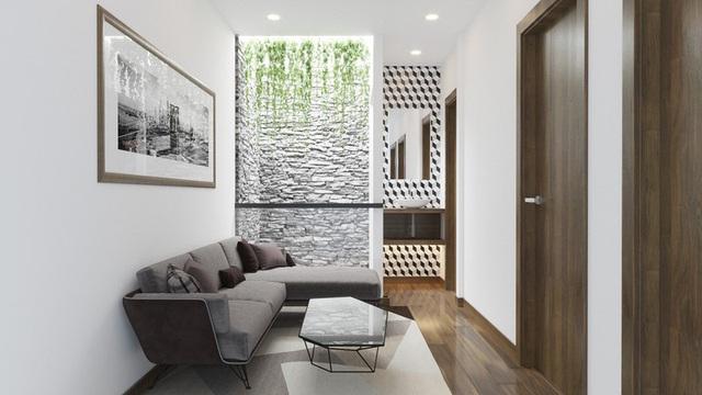Tầng lửng, giải pháp hữu ích cho những ngôi nhà ở đô thị - Ảnh 9.