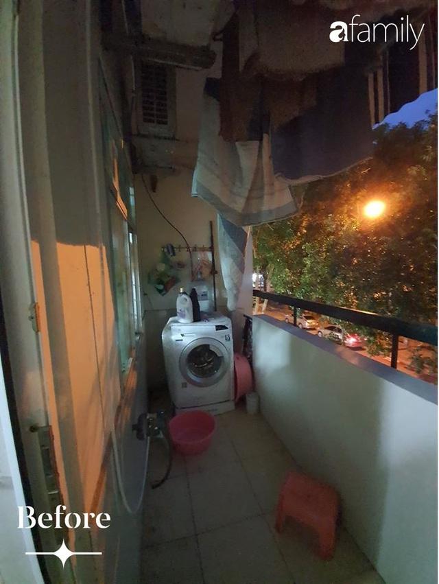 Cuộc cải tổ cho căn hộ 75m² với chi phí 350 triệu đồng, mẹ đảm ở Hà Nội khiến ai cũng công nhận nhà vừa đẹp vừa sang - Ảnh 10.