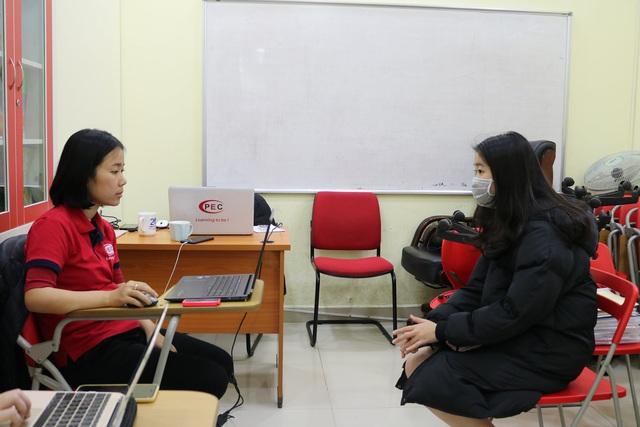 Hải Phòng: Nhiều trung tâm ngoại ngữ chuyển đổi phương pháp dạy trong mùa dịch COVID-19 - Ảnh 5.