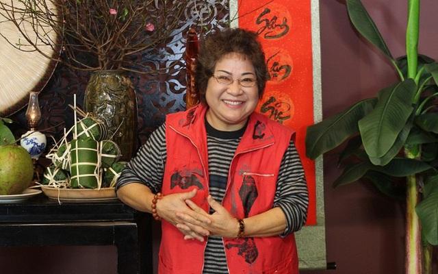 Nghệ sĩ hài Minh Vượng nhận cơn mưa lời khen với món bún thang Hà Nội - Ảnh 3.