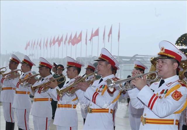 Mít tinh trọng thể kỷ niệm 90 năm Ngày thành lập Đảng Cộng sản Việt Nam  - Ảnh 11.