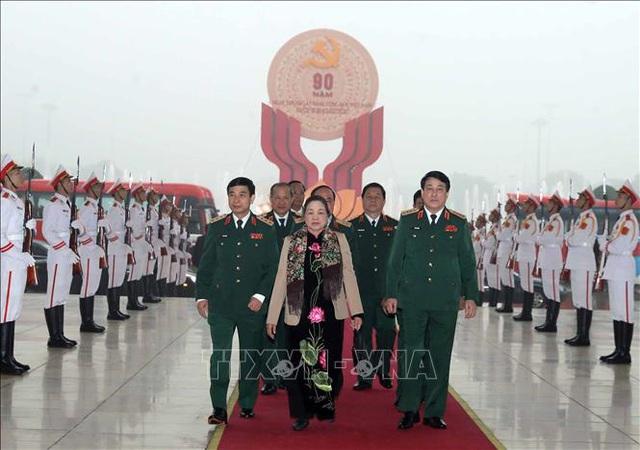 Mít tinh trọng thể kỷ niệm 90 năm Ngày thành lập Đảng Cộng sản Việt Nam  - Ảnh 8.