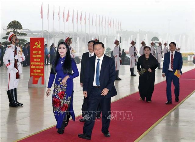 Mít tinh trọng thể kỷ niệm 90 năm Ngày thành lập Đảng Cộng sản Việt Nam  - Ảnh 9.