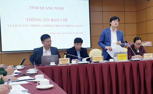 Quảng Ninh chính thức xét nghiệm nCoV - Ảnh 2.