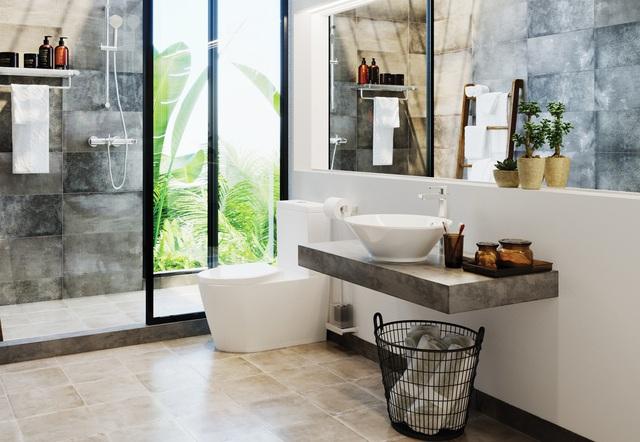 5 điều đang khiến phòng tắm của bạn trông bẩn và bừa bộn hơn - Ảnh 4.