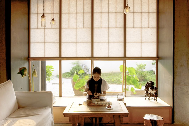 Đôi vợ chồng 40 tuổi tích cóp tiền mua đất ngoại ô rộng 2000m² để được tận hưởng và ngắm nhìn thiên nhiên - Ảnh 21.