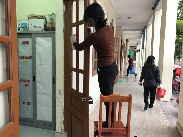 Hải Phòng: Sau khử trùng chống dịch nCoV, học sinh các cấp sẽ trở lại học từ 6/2  - Ảnh 2.