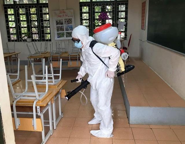 34 trẻ có biểu hiện ho, sốt ở Điện Biên: Đề xuất cho học sinh các cấp nghỉ học - Ảnh 4.