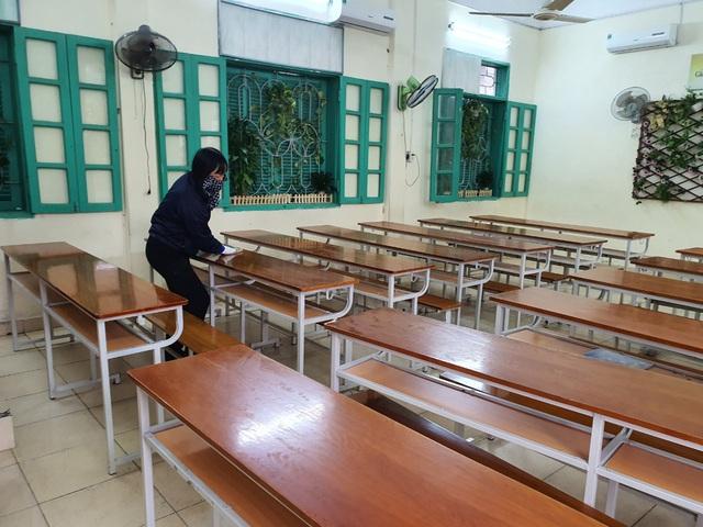 Hải Phòng: Sau khử trùng chống dịch nCoV, học sinh các cấp sẽ trở lại học từ 6/2  - Ảnh 5.