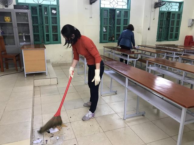 Hải Phòng: Sau khử trùng chống dịch nCoV, học sinh các cấp sẽ trở lại học từ 6/2  - Ảnh 4.