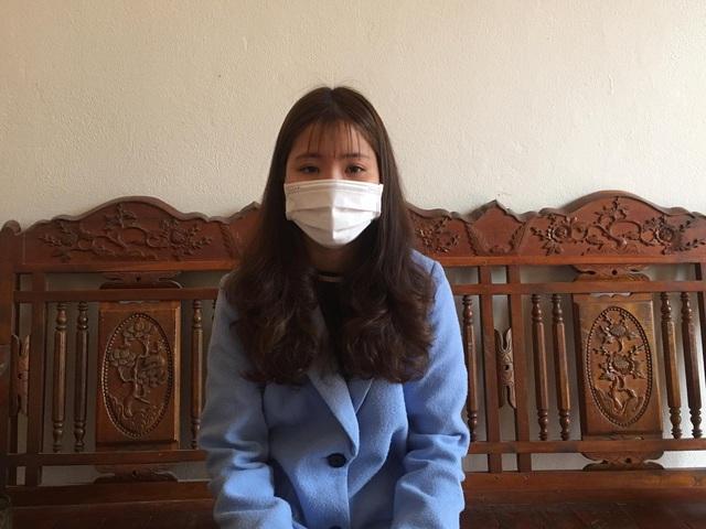 Sức khỏe của cô gái Thanh Hóa nhiễm virus corona sau 2 ngày xuất viện như thế nào? - Ảnh 5.