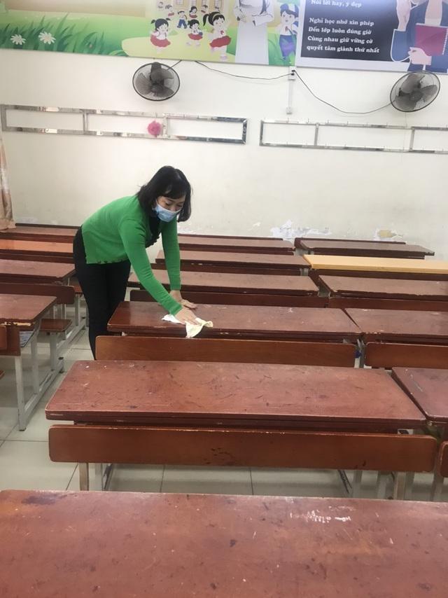 Hải Phòng: Sau khử trùng chống dịch nCoV, học sinh các cấp sẽ trở lại học từ 6/2  - Ảnh 3.
