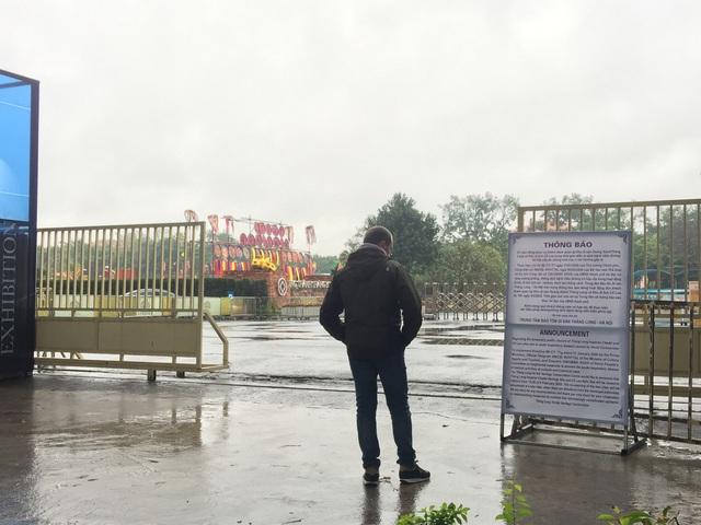 Hà Nội: Văn Miếu, Hoàng Thành và nhiều đền chùa đồng loạt treo thông báo đóng cửa để phòng virus corona - Ảnh 5.