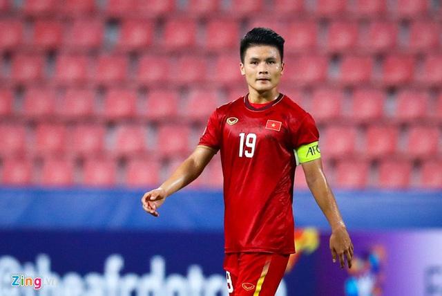 Tuyển Việt Nam có 10 ngày chuẩn bị cho trận gặp Malaysia - Ảnh 1.