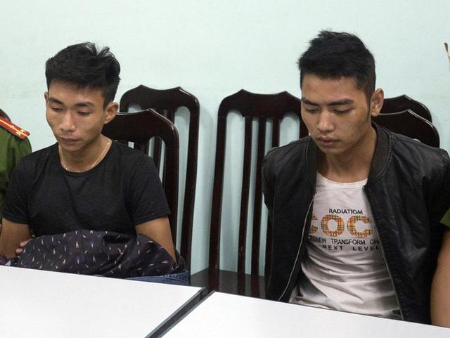 Hai kẻ sát hại nam sinh chạy GrabBike bị truy tố khung tử hình - Ảnh 1.