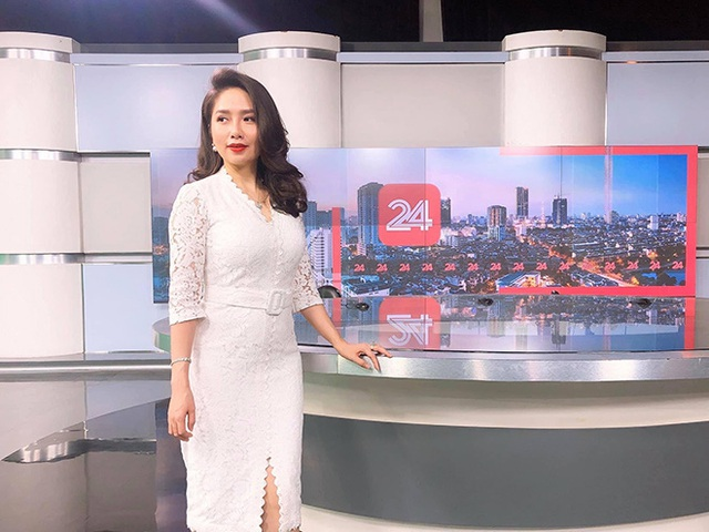 Điều ít biết về nữ MC xinh đẹp, dẫn thời tiết lâu đời nhất của VTV - Ảnh 2.