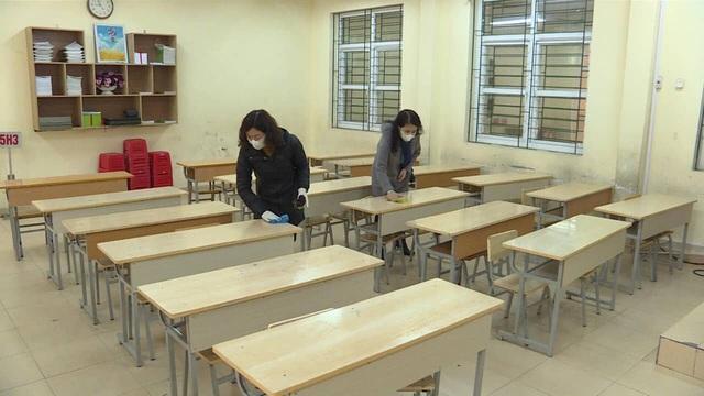 Hải Phòng kéo dài thời gian nghỉ học cho học sinh thêm 1 tuần do dịch bệnh COVID-19 - Ảnh 3.