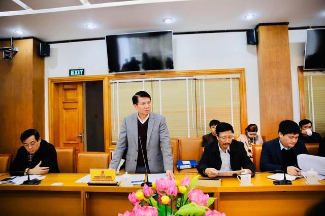 Thứ trưởng Bộ Y tế khuyến cáo Lào Cai làm tốt 4 biện pháp chủ lực trong công tác phòng chống dịch bệnh nCoV - Ảnh 3.