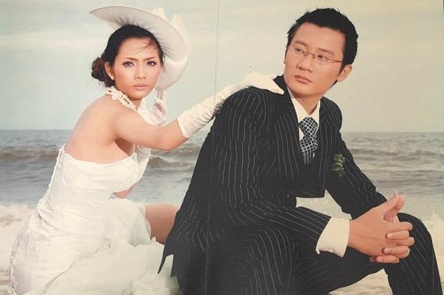 16 năm bên nhau của vợ chồng Hoàng Bách - Ảnh 2.