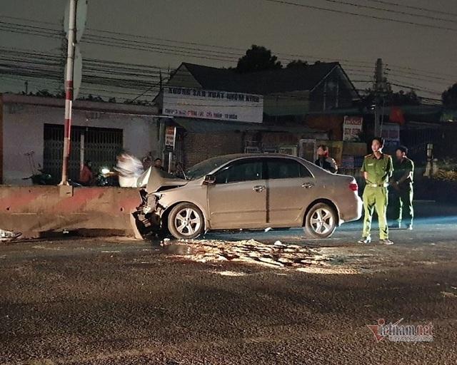 Tai nạn liên tiếp, 4 người tử vong - Ảnh 1.