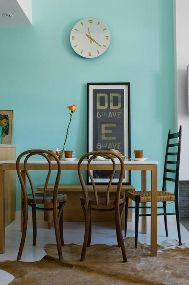 Những ý tưởng tạo vẻ đẹp thời thượng cho phòng ăn bằng bí quyết kết hợp nội thất - Ảnh 2.