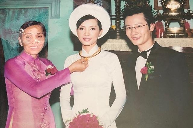 16 năm bên nhau của vợ chồng Hoàng Bách - Ảnh 3.